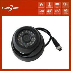 Videocamera di sicurezza del CCTV della cupola di basso costo 3MP 3.6mm Ahd per la registrazione del tassì del bus