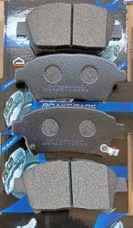 Het Auto Semi Metaal van uitstekende kwaliteit van het Stootkussen van de Rem van de Schijf van het Deel voor 04465-52260 Yaris