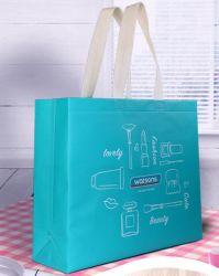 주문 Colorfull Waterfroof 짠것이 아닌 선전용 손 부대 끈달린 가방 쇼핑 어깨에 매는 가방 선물 부대