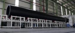 3つの層のPPによって波形を付けられる管の製造フルオートマチックライン大口径のねじられた絶縁の管の放出機械を選抜しなさい