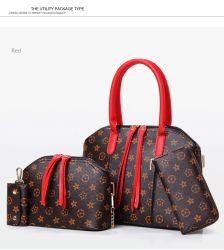 Damenhandtasche Fashion 4 PCS Set Tragetasche Damenhandtasche