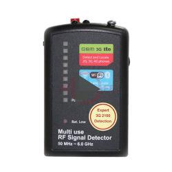 Vs-066ng Detect GSM Telefon, 3G / 4G Smartphone, WiFi, Wireless Bug (versteckte Mikrofon) , Wireless Analog-und Digitalkameras während 50 MHz ~ 6,0 GHz.