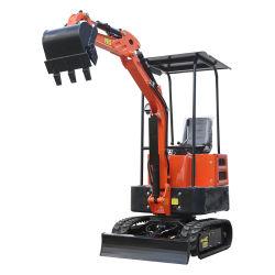 800 кг домашнего использования в домашних условиях 1 тонны мини-экскаватор мини-водить самосвал с маркировкой CE для сада