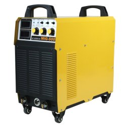 Schweißgerät-Gerät Welder//MIG500 des Gleichstrom-Inverter-IGBT bewegliches MMA MIG