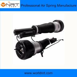 La mejor pareja de la venta de resortes de suspensión de aire delantera colocar amortiguadores de choque para Mercedes W221 S320 S400 S550 S600 2213204913