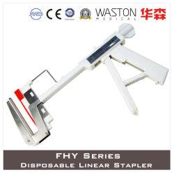 Marcação de cirurgia laparoscópica titulados grampeador cirúrgico descartáveis utilizadas
