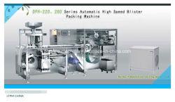 Ampoule emballage blister cartoning machine, machine de conditionnement