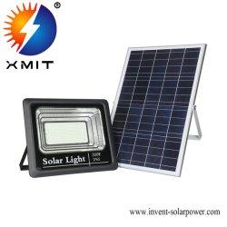 La lampada fissata al muro solare senza fili del sensore di movimento di Xmit LED PIR, IP65 impermeabilizza l'indicatore luminoso esterno della parete del giardino solare
