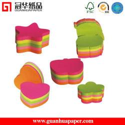 Nouveau design Cube papier bloc-notes de fruits