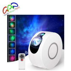 Partie intérieure de portable décoratifs de Noël de lumière LED du port USB 5 V de la lumière laser partie Bar Fournitures mini partie étape feux Disco