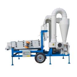 Bohnen-Startwert- für Zufallsgeneratorsortierer und Reinigungsmittel-Maschine (installiertes Wirbelsturmstaubtrennzeichen)
