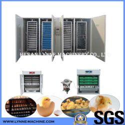Het Uitbroeden van 98% de de Automatische Digitale Kip van het Tarief/Machine van de Broedplaats van het Ei van de Eend/van de Gans/van de Struisvogel