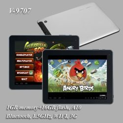 9.7 '' Tablette PC Android 4.0 WiFi+3G+Bluetooth Simple Core