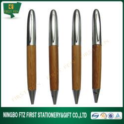 Penna di Ballpoint di bambù ecologica promozionale dell'elemento Hb011