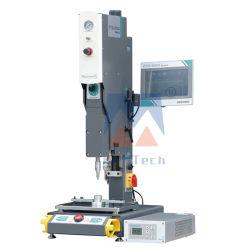 Digital de alta precisão de plástico de ultra-sons de máquina de solda com sintonização automática funcione