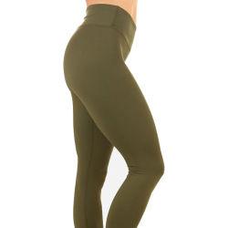 Cheap Antibacterias Verde Butt Super alta elevación de la cintura Sexy mallas pantalones de yoga para mujeres