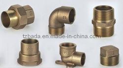 非Lead Bronze及びBrass Pipe FittingかElbow/Tee