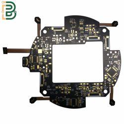SMT 회로판 주문 전자 회의 PCB 엄밀하 유연한 회로판 PCBA