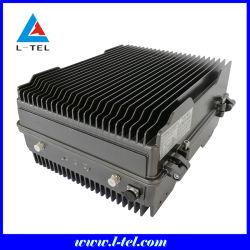 جهاز تكرار التردد اللاسلكي GSM900 LTE1800 WCDMA2100 الجيل الثاني من الجيل الثالث من الخلايا مضخم صوت إشارة الهاتف المحمول ثلاثي النطاق