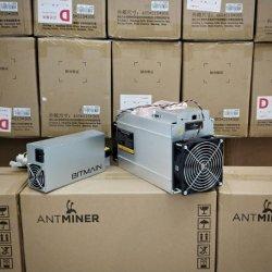 وحدة التحكم في الطاقة Bitmain L3+ 504mh/ L3+ 580m مع وحدة التزويد بالطاقة ماكينات التعدين سلسلة ASIC LTC الجديدة/المستعملة في ماكينات التعدين LTC Litecoin