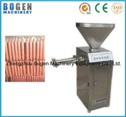 セリウムが付いている熱い販売の電気自動ソーセージの詰め物機械