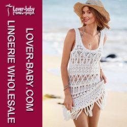 La playa de moda vestido sexy mujer trajes de baño (L38230)