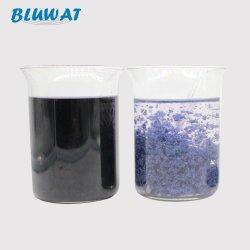 Estações elevatórias de removedor de cor produtos químicos de tratamento Bwd-01 Decolorant