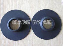 Gummisilikon-Form für populären bunten Silikon-Schutzkappen-Auflage-Deckel