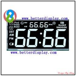 Tipo de visor LCD Va caracteres melhor módulo LCD personalizado