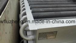 ステンレス鋼のひれ付き管の熱交換器、ステンレス鋼の管の熱交換器