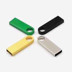 Mini Machine cas personnalisée logo de couleur bleu Pendrive USB Flash 8GB/16GB/32GB/64 Go Pen Drive