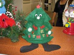 O OEM plástico e espuma de artesanato de Natal