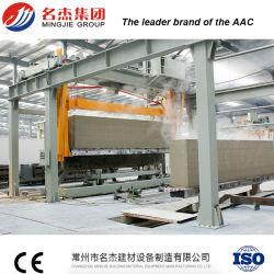Автоклав Aeroc International оборудование полностью автоматическая летучую золу кирпичный завод