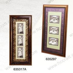 PS het Frame van de Foto van de Combinatie voor het Hangen van de Muur