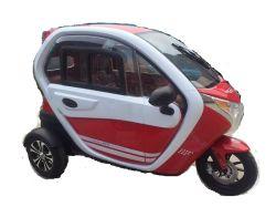 Top Fashion Electric gesloten driewieler Auto 4 Wheelers 1000W 48V