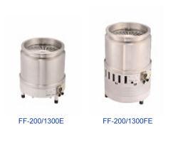 MD FF 200/1300e 윤활제 윤활에 의하여 분자 진공 펌프