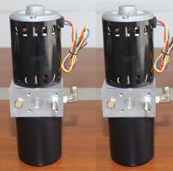 220VAC 21MPa Mobile Power System Parts Hydraulic Fittings