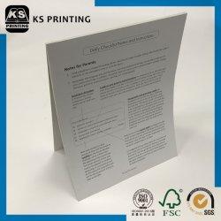 Douane die Aantrekkelijk Boek Softcover en een Sticker afdrukt