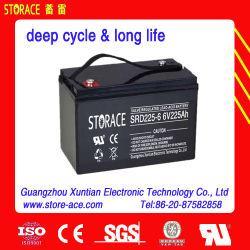 6V 225ah Mf Maintenance Free Battery
