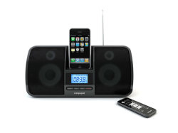 Porable Taktgeber-Radio-Lautsprecher für iPhone/iPod/MP3