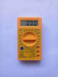 Ремонт цифровой мультиметр Dt-830b вольтметр