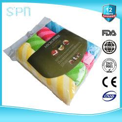 4PCS/Bag met de Stickers Aangepaste Handdoek van Microfiber van het Embleem
