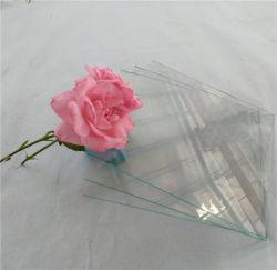 工場価格2mm、3mm、4mm、5mm、6mmの中国のよいガラス製造者SGSの証明書からの額縁のための8mmの半端もの高品質のゆとりのフロートガラス
