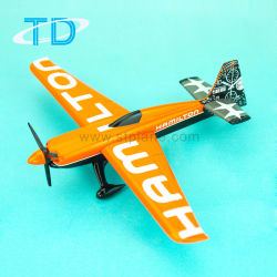 Металлические плоскости модели Гамильтон Edge 540 11см полет самолета модели
