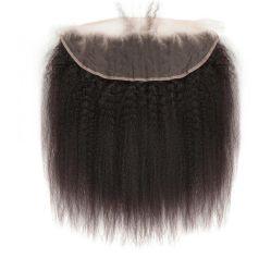 China-Menschenhaar-Verkäufer-brasilianisches Haar-Ohr Spitze-zur frontalen Menschenhaar-Extension des Ohr-13X4