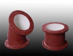 Zibo Wear-Resistant глинозема керамические изгибов с сопротивлением к истиранию, коррозии и тепло