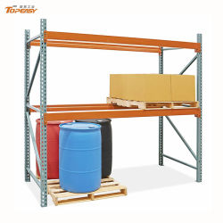 Faisceau de systèmes de rayonnage à palettes de stockage automatisé