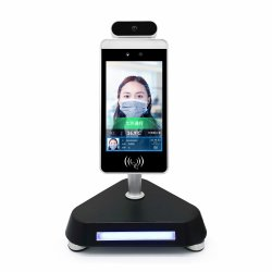 Infrarouges intelligents Front électronique médical et de la température du corps du système de surveillance No-Contact thermomètre