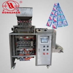 Stick Sac Lignes Mullti Sucre/machine de conditionnement de café Machine d'emballage Muti voies