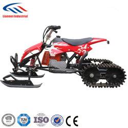 63 cc moto de nieve para niños